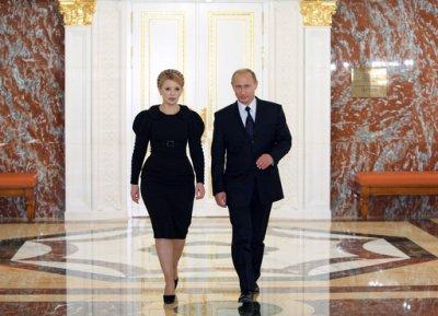 Путін готується свідчити у справі Тимошенко