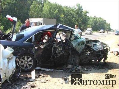 Чергове ДТП на трасі Київ - Чоп. Двоє загиблих