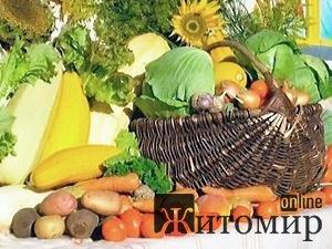 До Дня міста у Житомирі пройде ярмарка сільськогосподарської продукції