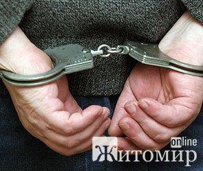 В Житомирі затримали кишенькову злодійку