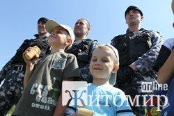 Порядок під час святкування Дня міста забезпечуватимуть понад 500 міліціонерів