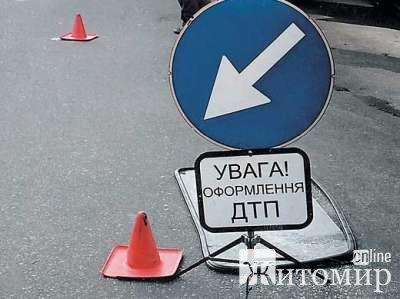 У Києві міліціонер збив на пішохідному переході жінку