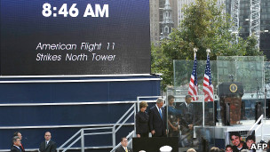 У Нью-Йорку вшановували загиблих у терактах 11 вересня
