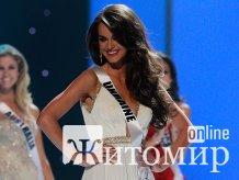 """22-річна українка Олеся Стефанко стала першою віце-міс на """"Міс Всесвіт-2011"""" (ВІДЕО)"""