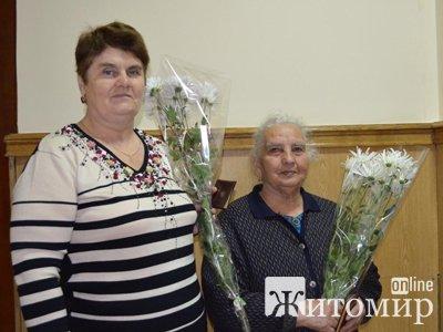 Двом житомирянкам присвоїли звання «Мати-героїня»
