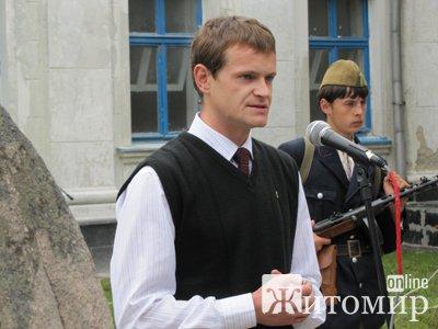 Михайло Сліпченко: «Деякі депутати у Богунській райраді, що входять до складу КОД, підіграють диктатурі»