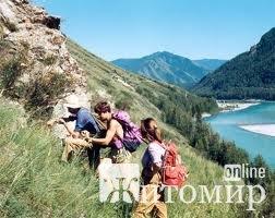 Житомирщина святкує День Туризму в програмі: скелелазіння, екскурсія Михайлівською, та Quest-гра
