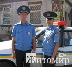 На Житомирщині, грабіжника зловили пенсіонери ОВС і працівники ДАІ