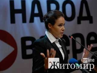 Н. Королевська: Наша задача - примусити владу або виправляти свої помилки, або - піти