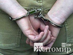 Злодії з Луганщини влаштували гоп-стоп на Житомирщині