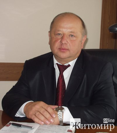Призначеного нового голову обласного управління охорони здоров'я