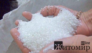 """Корнинський цукровий завод """"дав"""" перший цукор"""