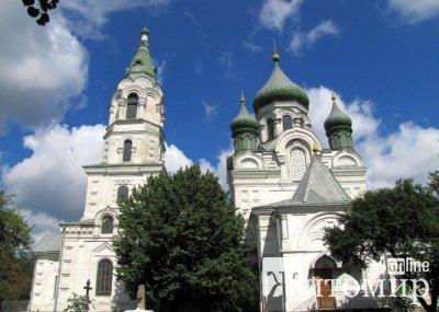 Житомирська облрада передала церкву УПЦ МП