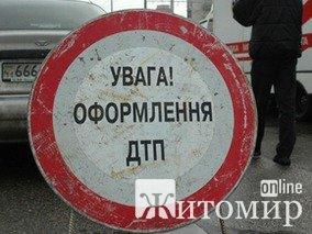 На трасі Житомир-Бердичів пішоход загинув під колесами автівки