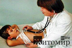 Двоє дітлахів з Житомира захворіли на кір