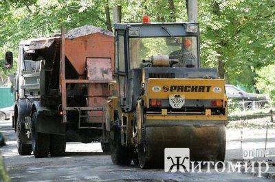 Трасу Житомир-Киев откроют в мае 2012