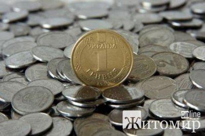 Житомиряни поклали на депозити майже п'ять мільярдів гривень, в кредит взяли майже дев'ятсот мільйонів