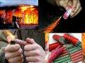 В Житомирі на кожному кроці продають вибухівку