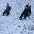 В Житомирі в морози школярі розгулюють вулицями