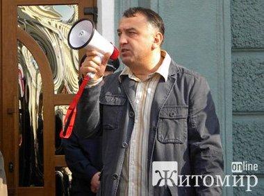 Володимир Тітов: «Громадське об'єднання «Я люблю Житомир!» вимагає відставки Рижука»