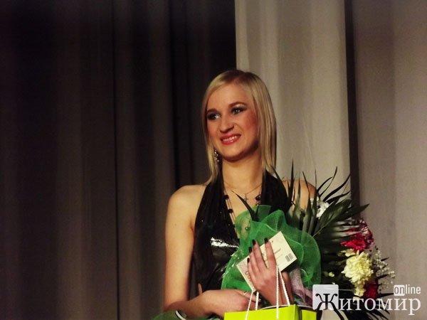 """Інтерв'ю із учасницею конкурсу """"Міс Блонд"""" Юлією Козюн"""
