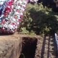 Для Оксаны Макар вырыли две могилы