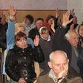 Мешканці Іванівки ініціюють референдум з припинення повноважень свого сільського голови . ФОТО