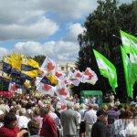 Опозиція запрошує житомирян вшанувати пам'ять Тараса Шевченка