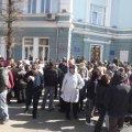 Торгівці із Хлібної погрожують піти на міськраду з вилами та косами. ФОТО