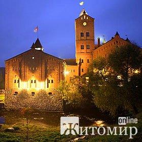Житомирський замок-готель потрапив до сотні кращих готелів України