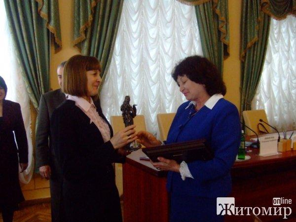 5-ка житомирських підприємств увійшла до всеукраїнського рейтингу сумлінних платників податків. ФОТО