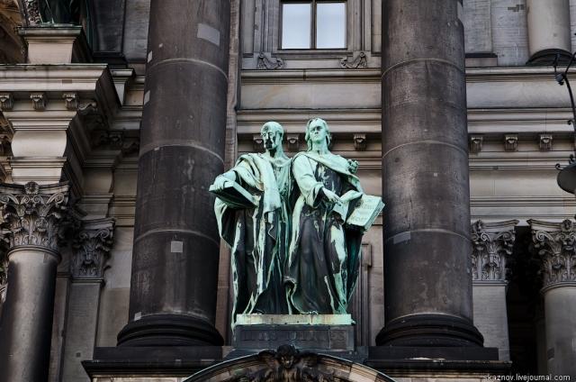 Берлінський кафедральний собор. ФОТО