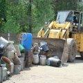 На Житомирщині міліціонери знищили понад 120 літрів самогону та близько 400 самогонних апаратів