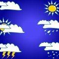 В Житомирі у п'ятницю, 1 червня очікується відносно тепла погода