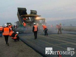 Трасу Київ-Житомир не вспіють повністю зробити до Євро-2012