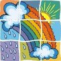 7 червня на Житомир очікують сильні зливи, грози та град