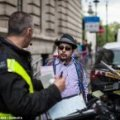 Лондонська поліція підірвала неправильно припарковане авто туриста