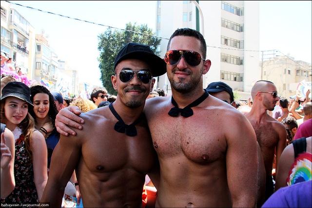 Гей-парад у Тель-Авіві. ФОТО