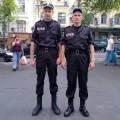 Житомирські держохоронці  затримали  у Києві грабіжника