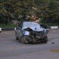 Страшна аварія на Чуднівському мосту. ФОТО