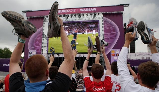 Накращі фотоприколи Євро 2012