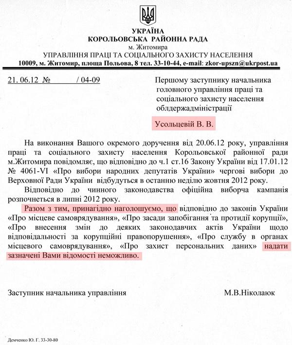 Партія регіонів почала використовувати адміністративний ресурс