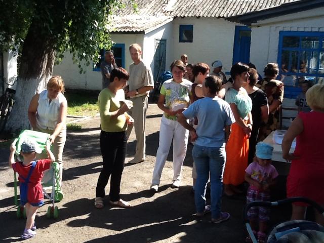 На Житомирщині відбудуться благодійні акції «Рука допомоги»