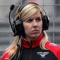 """Жінка-пілот """"Формули-1"""" Марія де Віллота втратила око"""