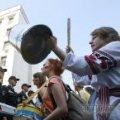 За підтримку російської мови платять 150 грн за добу - учасник акції