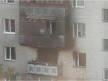 Одесит живцем згорів на балконі, чекаючи на пожежників. ФОТО
