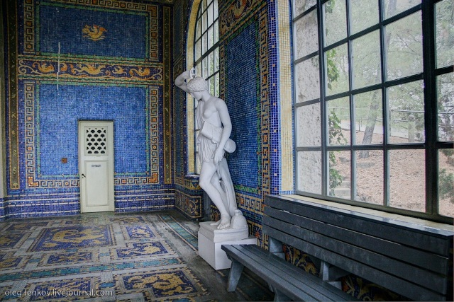 Палац Херста. ФОТО