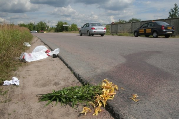 Москвичка збила на смерть 5 людей, поспішаючи до лікарні