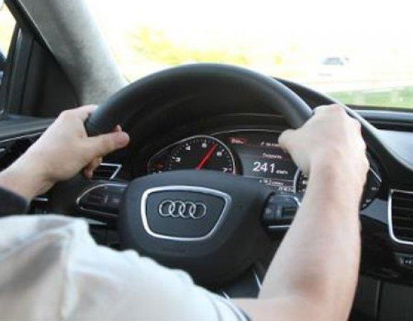 Регіонал випробував свою Audi на Одеській трасі, розігнавшись до 240 км/год. ФОТО