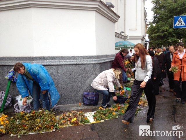 Житомир святкує Маковея. ФОТО